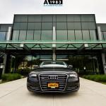 Audi A8L - 1
