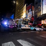 Ford F650 vs NYC Bus 1