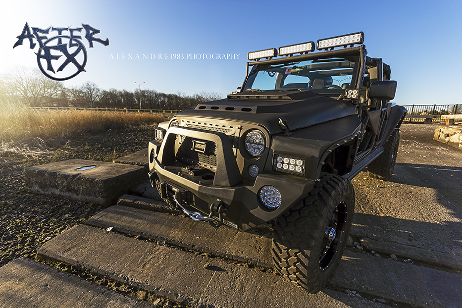 The Black Hawk Jeep