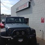 Jeep Wrangler 5